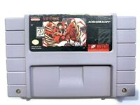 Secret of Evermore SUPER NINTENDO SNES Game Tested & Working - AUTHENTIC!