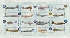 Canada 1999 Souvenir Sheet 1808 - Canadian Air Forces 1924–1999 - MNH
