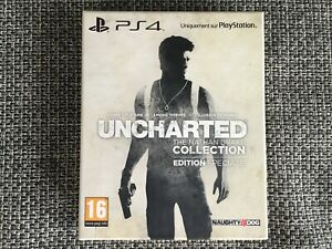 UNCHARTED THE NATHAN DRAKE COLLECTION EDITION SPECIALE - Jeu SONY PLAYSTATION 4