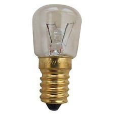 Backofenlampe 25 Watt - E14 - 230V/240V - L48mm - 250/300 Grad
