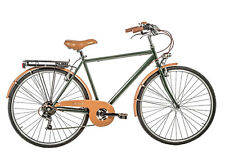 "Bicicletta City Touring GALANT 31UR uomo 28"" acciaio shimano 6 V CTB bike retrò"