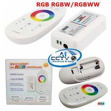2.4G DC12-24V 18A Touch Screen RF Remote Controller For 5050/3528 RGB RGBW RGBWW