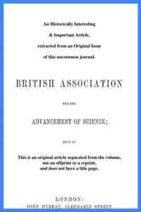Establishment of a Marine Biological Station at Granton. A rare original article
