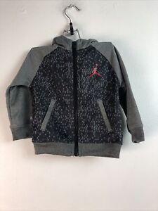 Air Jordan boys 9months zipper jacket therma fit G10