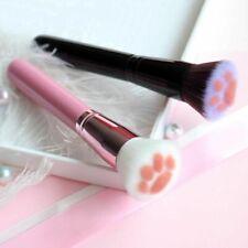 Cat Paw Shape Makeup Powder Brush Cosmetics Foundation Fiber Hair Beauty Tool