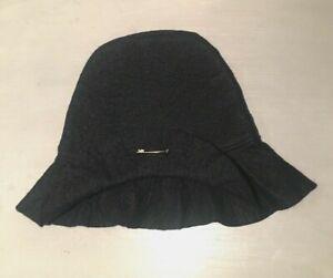 "Genuine Gabrielle Designs BLACK hat for 18"" Paddington Bear -  GOOD COND"