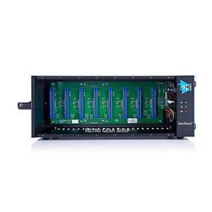 API 500-8P 8-Channel 500 Series Lunchbox Rack