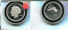 NORFED 2009 $20 1  OZ .999 FINE SILVER ROUND BUDS GUN SHOP 5451K