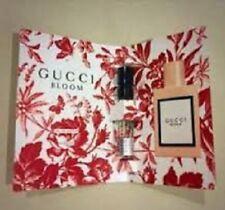 Gucci Bloom, Eau De Parfum for women Sample Trial 1.5 ml Natural Spray PARIS new
