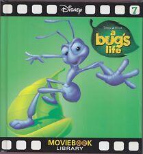 A Bugs Life (Disney Moviebook Library, Vol. 7) Pixar