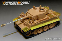 Voyager PE35792 1/35 WWII German Tiger I Early( s.Pz.Abt.503 Eastern Front 1943)