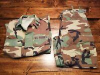 Military Surplus US Marines Camo Combat Uniform Small-Regular Armed Forces