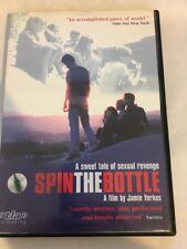 Spin The Bottle DVD RARE Good Shape Jamie Yerkes TLA Releasing