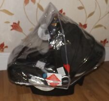 PVC RAINCOVER FITS MAMAS & PAPAS M & P CYBEX ATON INFANT CARRIER CAR SEAT £7.99