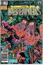 The Defenders #98  - 1981  - Marvel