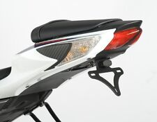 Suzuki GSXR600 L1-L6 2011-2016 black R&G racing tail tidy licence plate holder