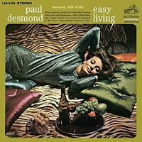 Paul Desmond - Easy Living [New CD] UK - Import