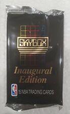 1 x SKYBOX 1990-91 Packet NBA Basketball Cards (Series 1)