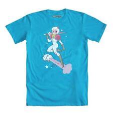 Bee & Puppycat Bee The Heroine Light Blue Juniors T-Shirt