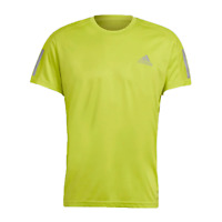 Adidas OWN THE RUN Herren Gelb Funktionshirt Trainingsshirt Neu! OVP!