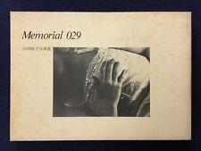 MUTSUKO YOSHIDA Memorial 029 1982 Japanese Photobook