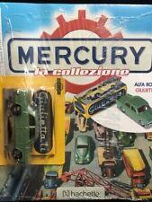 Mercury La Collezione Auto Macchinine n 37 Alfa Romeo Giulietta TI Scala 1:48