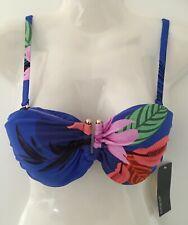 Autograph Ladies' BIKINI Swimwear Swimset Beach Wear TOP SET size 12 UK