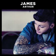 JAMES ARTHUR James Arthur Self-Titled Deluxe Edition CD BRAND NEW Bonus Tracks