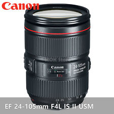 Canon EF 24-105mm F4l Is II USM Lense DSLR Full Frame