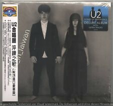 TAIWAN OBI CD U2: Songs of Experience - Deluxe Edition (2017) SEALED