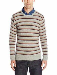 GANT RUGGER Men's Light Grey Corded Crue 85615 Size M $175 NWT