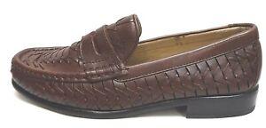 Domani Size 8 Cordova Loafers New Mens Shoes