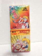 VINTAGE Sailor Moon & Chibi JAPAN Wand & Candy Toy Scepter Rod Moringa Gashapon