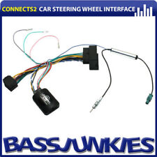 Connects2 Steering Wheel Interfaces for C4 Car Radio