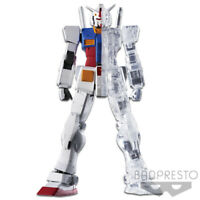 Banpresto Mobile Suit Gundam Internal Structure Transparent RX-78-2 Figure Ver A