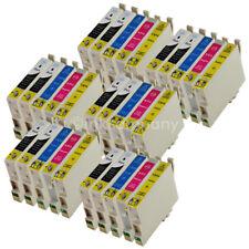 30 x Cartucce di Inchiostro per Epson Stylus D68PE D88PE DX3800 DX3850 stampante