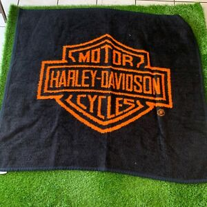 Harley Davidson Double Sided Fleece Throw Blanket