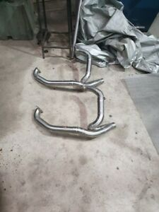 Ducati Monster S4RS S4R 2-1 exhaust headers manifold