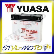 51913 BATTERIA ORIGINALE YUASA CON ACIDO BMW R 1150GS ADVENTURE 2003