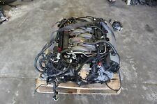 2012 FORD MUSTANG GT 5.0 V8 OEM COYOTE ENGINE MANUAL TRANSMISSION SWAP #1074