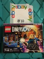 New LEGO Dimensions Fantastic Beasts Story Pack Model:24460919
