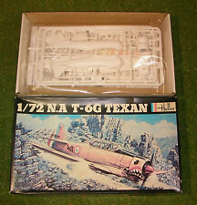 HELLER Model KIT IN SCALA 1/72 FRANCESE 1957 N.A T-6 Texan