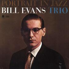 LP BILL EVANS Trio  Portrait in Jazz    WaxTime Réédition 180 grs NEUF Emballé