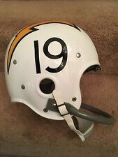 Riddell Kra-Lite RK2 Suspension 1963 San Diego Chargers Football Helmet Alworth