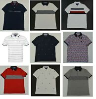 NWT Men's Tommy Hilfiger Short-Sleeve Polo Shirt XS S M L XL XXL XXXL