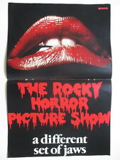 The Rocky Horror Picture Show a different set of jaws POSTER Germany
