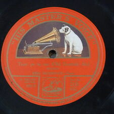 "78rpm 12"" JOHN McCORMACK turn ye to me / maire my girl"