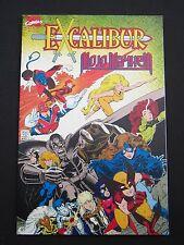 Excalibur:MojoMayhem  NM- 1989  High Grade Marvel Comic X-Men
