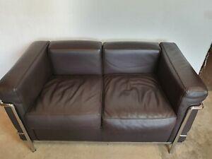 Le Corbusier, LC2  Cassina Sofa original