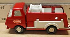 "Vintage Tonka Red Fire Hose Truck 1/48 Scale 1976-1977 Fire Truck 6"" Length Nice"